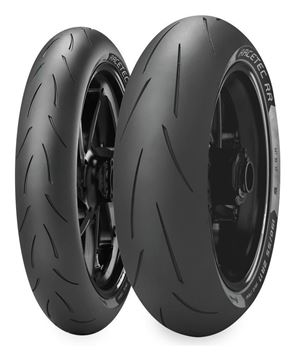 Picture of Metzeler Racetec RR PAIR DEAL 120/70-17 (K2) + 160/60-17 (K2)