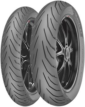 Picture of Pirelli Angel CiTy PAIR DEAL 110/70-17 + 130/70-17 *FREE*DELIVERY*