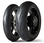 Picture of Dunlop D211 GP Racer PAIR DEAL 120/70ZR17 (M) 200/55ZR17 (M) *FREE*DELIVERY* SAVE $85
