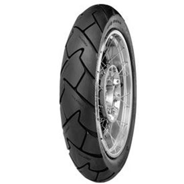 Picture of Conti Trail Attack 2 Z 110/80R19 Front