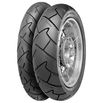 Picture of Conti Trail Attack 2 PAIR DEAL 120/70-17 + 180/55ZR17 *FREE*DELIVERY*