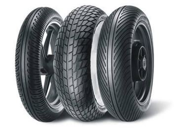 Picture of Pirelli Diablo Rain PAIR DEAL 120/70-17 SCR1 + 160/60-17 SCR1 *FREE*DELIVERY*