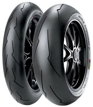 Picture of Pirelli Diablo Supercorsa SC PAIR 110/70-17 (SC1) 140/70-17 (SC1) SAVE $70