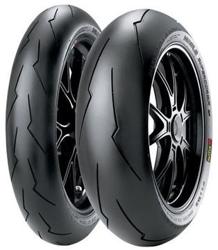 Picture of Pirelli Diablo Supercorsa SC PAIR 120/70-17 (SC1) 150/60-17 (SC1) SAVE $80