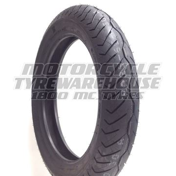 Picture of Bridgestone Battlecruise H50 130/80B17 Front