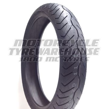 Picture of Bridgestone Battlecruise H50 130/60B19 Front