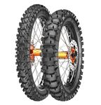 Picture of Metzeler MC360 Mid Soft PAIR DEAL 80/100-21 + 100/100-18 *FREE*DELIVERY*