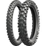 Picture of Michelin Starcross 5 Soft PAIR DEAL 80/100-21 + 110/100-18 *FREE*DELIVERY*