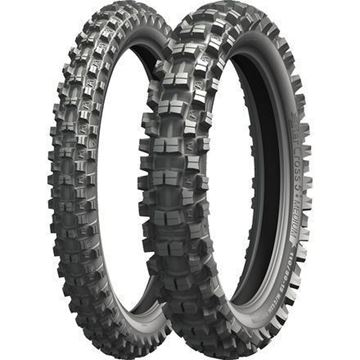 Picture of Michelin Starcross 5 Soft PAIR DEAL 80/100-21 + 110/90-19 *FREE*DELIVERY*