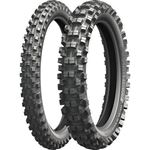 Picture of Michelin Starcross 5 Soft PAIR DEAL 80/100-21 + 120/80-19 *FREE*DELIVERY*