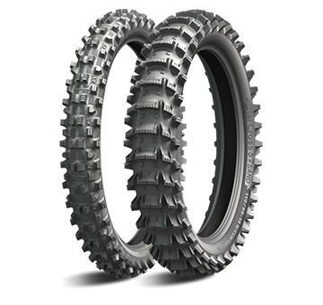Picture of Michelin Starcross 5 Sand PAIR DEAL 80/100-21 + 100/90-19 *FREE*DELIVERY*