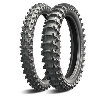 Picture of Michelin Starcross 5 Sand PAIR DEAL 80/100-21 + 110/90-19 *FREE*DELIVERY*