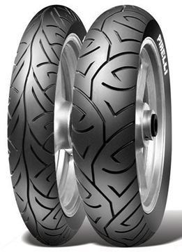 Picture of Pirelli Sport Demon PAIR DEAL 110/70-17 + 130/70-17 *FREE*DELIVERY*
