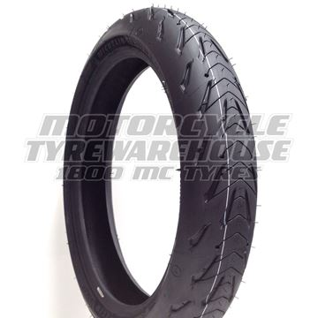 Picture of Michelin Road 5 Trail 110/80R19 Front