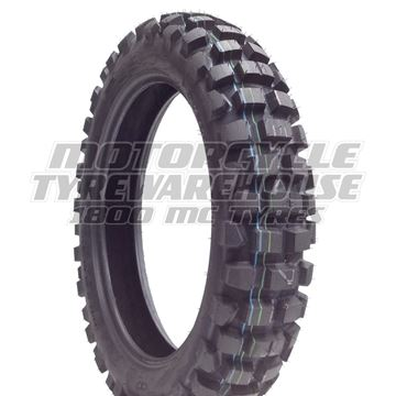 Picture of Dunlop D606 DOT Knobby 130/90-17 Rear