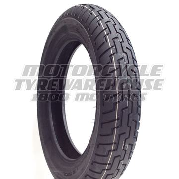 Picture of Dunlop D404F 130/90-16 Front (TL)