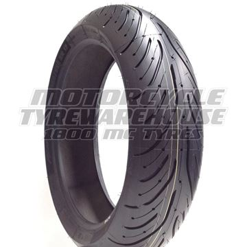Picture of Michelin Pilot Road 4 Scooter 160/60R15 Rear