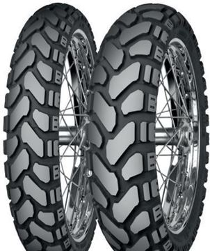 Picture of Mitas E07 Dual Sport PAIR DEAL 120/70B19 170/60B17 *SAVE*$85*