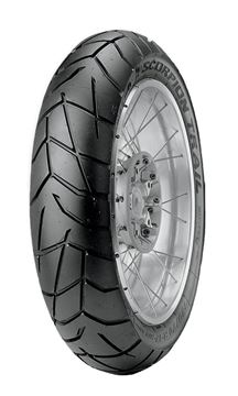 Picture of Pirelli Scorpion Trail 180/55R-17 Rear