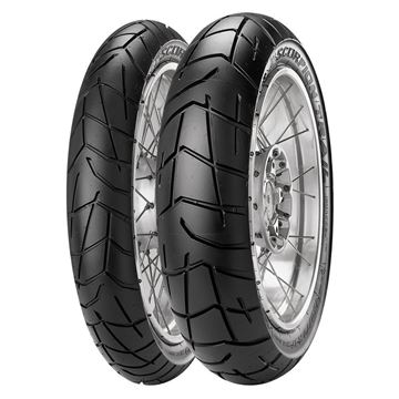 Picture of Pirelli Scorpion Trail PAIR DEAL 90/90-21 (54S) 130/80-17 *SAVE*$25*