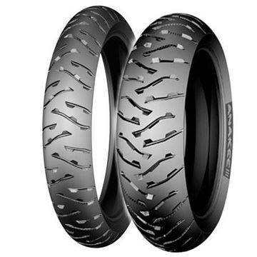 Picture of Michelin Anakee 3 PAIR DEAL 110/80R19 140/80R17 *SAVE*$85*