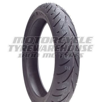 Picture of Bridgestone T31 110/70ZR17 FRONT