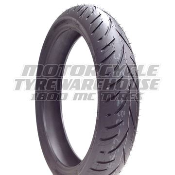 Picture of Bridgestone T31 110/80ZR18 FRONT (58W)