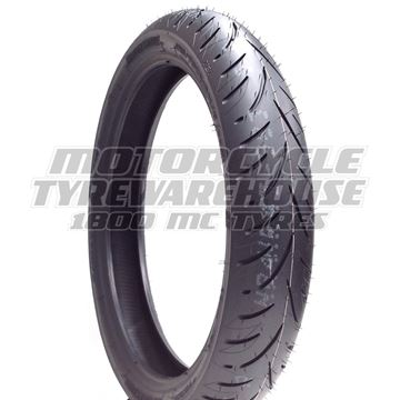 Picture of Bridgestone T31 110/80ZR19 FRONT