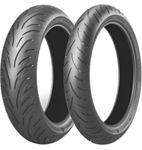 Picture of Bridgestone T31 PAIR DEAL 120/60ZR17 160/60ZR17 *FREE*DELIVERY* *SAVE*$80*
