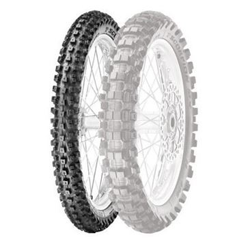 Picture of Pirelli Scorpion MX Hard (486) 80/100-21 Front