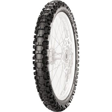Picture of Pirelli Scorpion MX Mid Hard (554) 80/100-21 Front