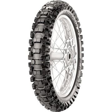 Picture of Pirelli Scorpion MX Mid Hard (554) 110/90-19 Rear