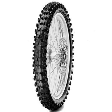 Picture of Pirelli Scorpion MX32 Mid Soft 60/100-12 Front