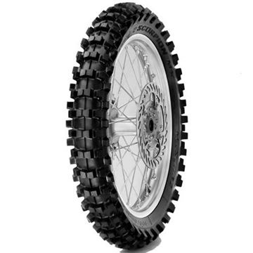 Picture of Pirelli Scorpion MX32 Mid Soft 90/100-14 Rear