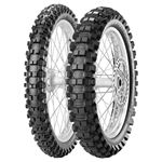 Picture of Pirelli Scorpion MX Extra X PAIR DEAL 80/100-21 120/100-18 *FREE*DELIVERY*