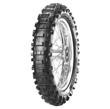 Picture of Pirelli Scorpion Pro F.I.M. (DOT) 120/90-18 Rear