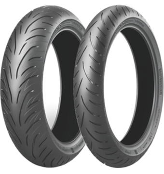 """Picture of Bridgestone T31 PAIR DEAL 120/70ZR19 """"STD""""  170/60ZR17 """"GT"""" *FREE*DELIVERY* *SAVE*$115*"""