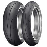 Picture of Dunlop Q3 PAIR 120/70ZR17 160/60ZR17 *FREE*DELIVERY* SAVE $110