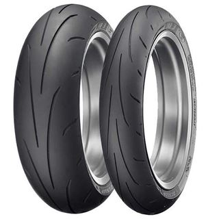 Picture of Dunlop Q3 PAIR 120/70ZR17 180/55ZR17 *FREE*DELIVERY* SAVE $90
