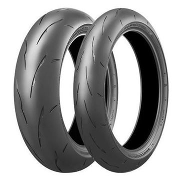 Picture of Bridgestone Racing R11 PAIR DEAL 110/70R17 (M) + 140/70R17 (M) *SAVE*$50*