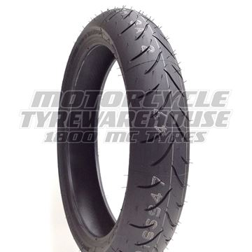 Picture of Bridgestone BT016 PRO 120/70ZR17 Front FREE DELIVERY *SAVE*$65*
