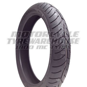 Picture of Bridgestone T30F GT (H/Load) 120/70ZR17 Front *FREE*DELIVERY* *SAVE*$55*