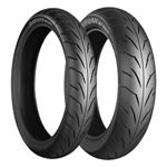 Picture of Bridgestone BT39 PAIR DEAL 110/70-17 + 130/70-17 *FREE*DELIVERY*