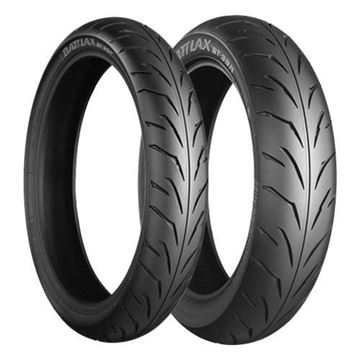 Picture of Bridgestone BT39 PAIR DEAL 110/70-17 + 140/70-17 *FREE*DELIVERY*