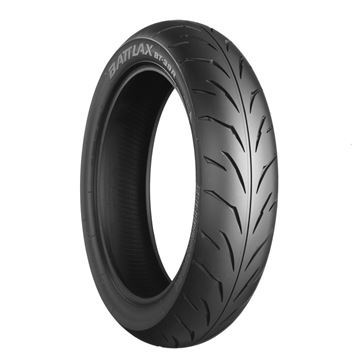 Picture of Bridgestone BT39 140/70-17 Rear