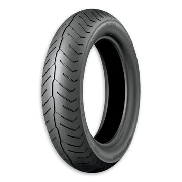 Picture of Bridgestone Exedra G853F White Wall 150/80R16 Front