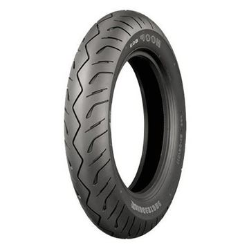 Picture of Bridgestone B03 Hoop 120/80-14 Front