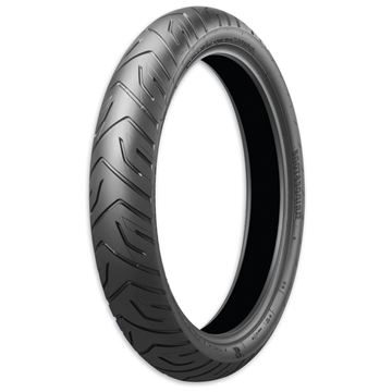 Picture of Bridgestone A41 110/80R-18 Front