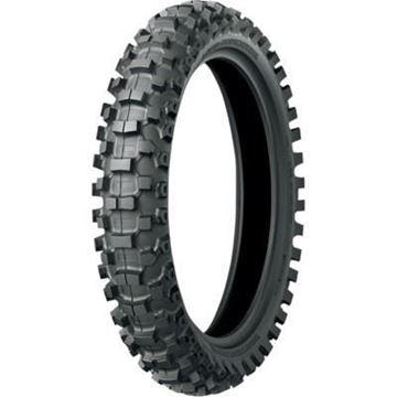 Picture of Bridgestone M204 100/100-18 (4 ply) Rear
