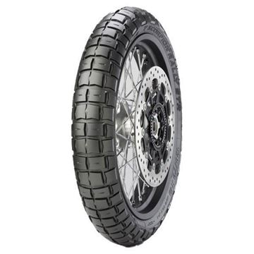 Picture of Pirelli Scorpion Rally STR 120/70R-18 Front